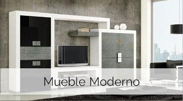 Ebanista en Madrid - Mueble moderno