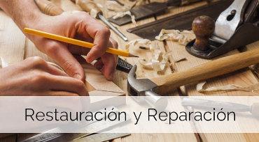 Ebanista en Madrid - Restauración de muebles